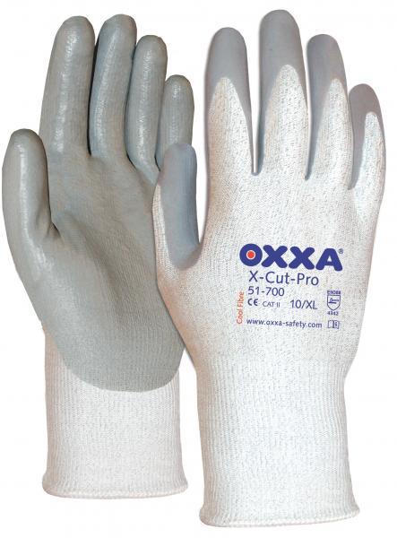 Handschoen Oxxa cut pro<br><span class='title2'>Dyneema snijbestendig</span>