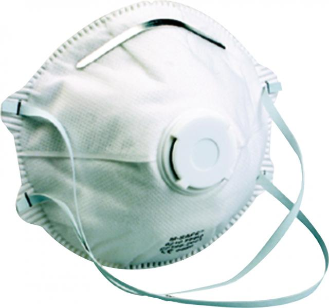 stofmasker FFP2 met uitademenventiel