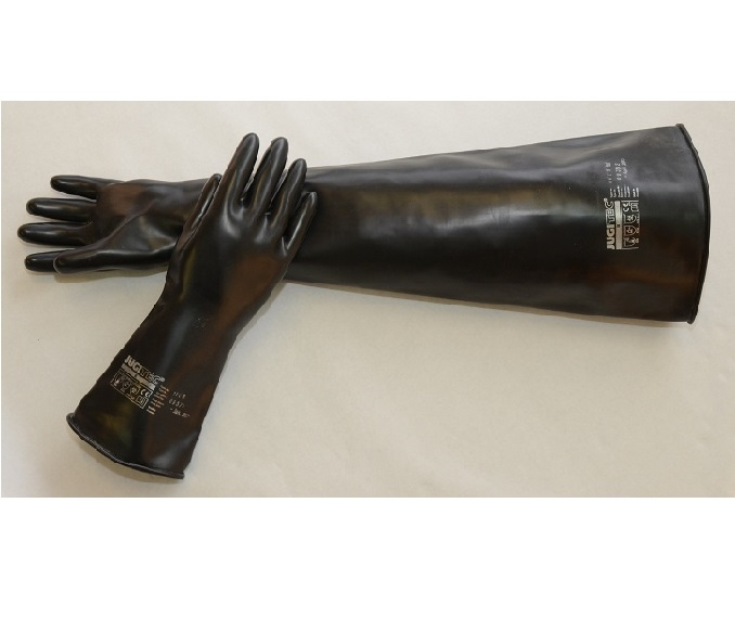 Glove box gloves<br><span class='title2'>Neoprene</span>