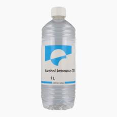 Alcohol ketonatus 70%<br><span class='title2'>Desinfectie-alcohol</span>