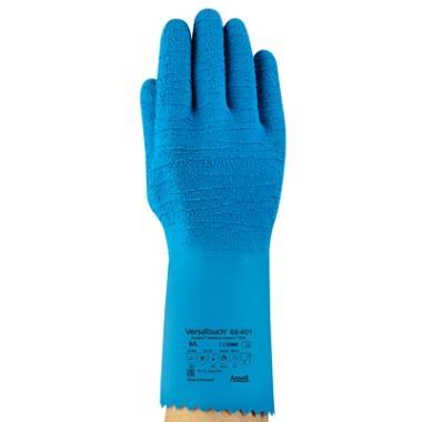 Handschoen hitte en koude bestendig van -20 tot 250 graden<br><span class='title2'>ansell 62-401 warmte handschoen</span>