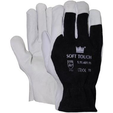 Nappalederen Tropic handschoen met wingduim