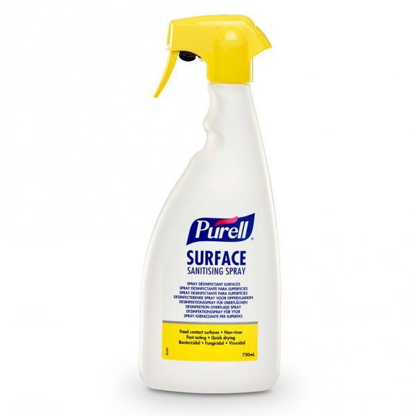 Purell desinfectiespray voor oppervlakken