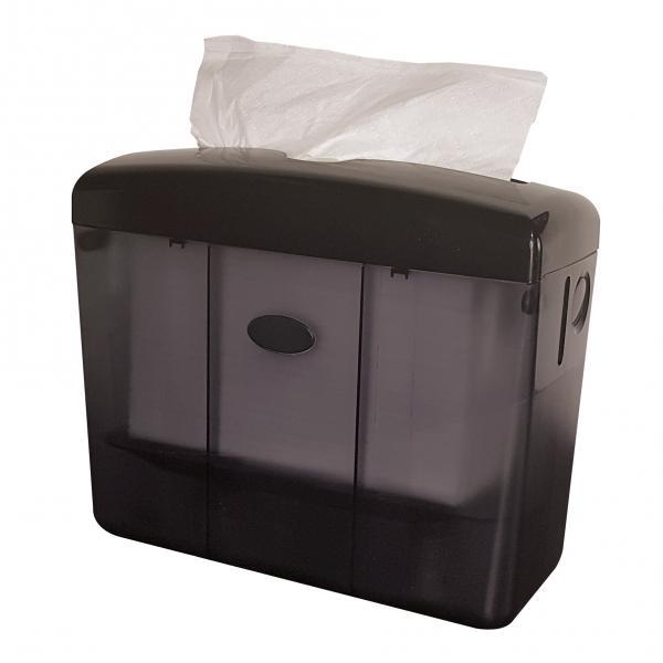 Tafeldispenser voor handdoekpapier